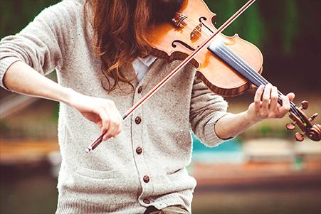 Отделение струнно-смычковых инструментов